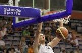 Liepājas basketbolisti aizraujošā finālā pieveic Saldus novadu