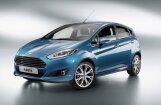 Ford Fiesta дебютировал в кузове