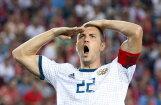 Россия обыграла Турцию в Лиге наций благодаря голам Черышева и Дзюбы