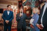 Foto: Imantā atklāj par 600 000 eiro izveidoto 'Lido' restorānu