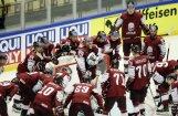 Latvijas hokeja izlase pasaules čempionātu noslēgs kā sliktākā vairākuma izmantotāja
