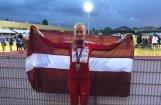Blaževiča izcīna sudraba medaļu Eiropas U-18 čempionāta septiņcīņas disciplīnā