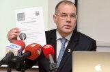 'Saskaņa' kautrējas no saviem vēlētajiem un atbalsta skolu latviskošanas reformu, sašutis Mamikins