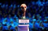 Состоялась жеребьевка группового этапа чемпионата мира-2018 по футболу
