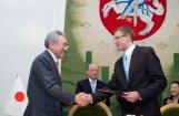 Lietuva un 'Hitachi' vienojas par Visaginas AES  koncesijas līguma pamatnoteikumiem