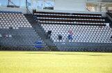 'Skonto' stadiona nekustamā īpašuma saimnieki sūdzas tieslietu ministram