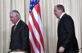 ASV un Krievijas attiecības nonākušas 'zemākajā punktā,' paziņo Tilersons