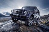 Kārtējo reizi modernizēta 'Mercedes' G-klase