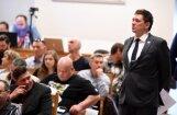 У партии Артусса Кайминьша KPV LV стремительно упал рейтинг