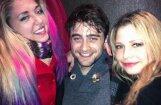 Latviete Adelly ballējas ar 'Hariju Poteru'