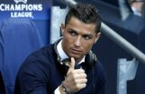 Krištianu Ronaldu oficiāli pāriet uz Turīnas 'Juventus'
