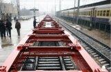 Ievērojami sarūk pa dzelzceļu pārvadāto kravu apjoms