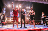 Простой латвийский пожарный стал звездой бойцовского шоу KOK