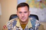 Komandieris: elitārākā Latvijas specvienība ir gatava stāties pretī 'zaļajiem cilvēciņiem'