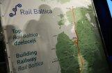Рубеса: по Rail Baltica первый поезд Таллин - Рига - граница Польши отправится в 2025 году
