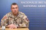 Latvijā aktīvajā dienestā ir 14 personas ar ģenerāļa dienesta pakāpi