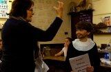 Labas izglītības stūrakmeņi. Projekta 'Skola2030' pārstāve Zane Oliņa par filmu 'Dzīvot skolā'