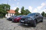 Foto: 'Peugeot' Latvijā iepazīstinājis ar jauno astoņpakāpju automātisko pārnesumkārbu