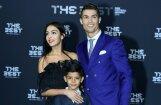 СМИ: Девушка Роналду ждет от него двойню