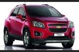 Chevrolet рассказал о своем бюджетном кроссовере Tracker