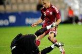 Latvijas futbola izlase pārbaudes spēlē uzvar Bolīviju
