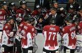 'Rīgas' hokejisti ar zaudējumu sāk pārbaudes spēļu turnīru Čerepovecā