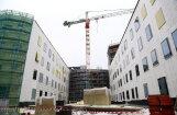 Минздрав решил урезать бюджет нового корпуса больницы Страдиня на 62 млн евро