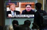 Tramps rosina samitu ar Kimu rīkot Korejas pamiera ciematā