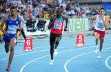 Kenijietis Rudiša pārliecinoši triumfē 800 m skrējienā