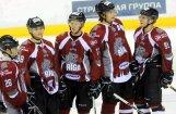 HK  'Rīga ' pārbaudes spēlē piekāpjas Minskas 'Junostj'