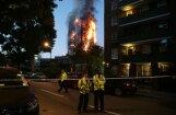 Izglābt māti ar meitu vai ģimeni citā stāvā – ugunsdzēsēja piedzīvotais Londonas ugungrēkā
