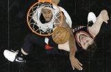 Bertāns nepiedalās 'Spurs' zaudējumā pret 'Trail Blazers'