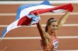 Shipersa pēdējos metros izrauj uzvaru pasaules čempionāta 200 metru sprintā