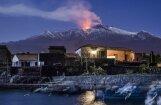 Сицилийский вулкан Этна сползает к Средиземному морю