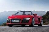 Audi познакомили с рестайлинговым суперкаром R8