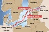 Latvija saņēmusi oficiālus paziņojumus par 'Nord Stream 2' gāzes vadu būvniecību