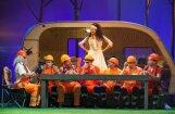 Rīgā varēs noskatīties Liepājas teātra izrādi 'Sniegbaltīte un septiņi rūķīši'