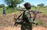 Повстанцы теперь действуют в Южном Судане