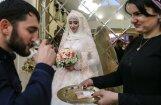 Ieroči un vientuļā līgava: kā precas Čečenijā
