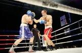 В Риге пройдет бойцовский турнир среди профи — The War Riga