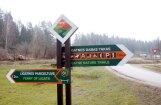 Līgatnes parks meklēs iespējas pārvietot lāčus Miku un Puiku uz drošāku vietu