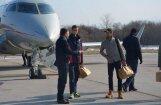 ФОТО: Джокович на личном самолете подвез российского теннисиста на матч против сербов