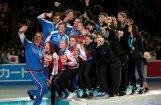 ВИДЕО: Медведева еще раз обновила мировые рекорды, а ЧМ выиграли японцы