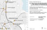 Новый мост на Саркандаугаве: как район избавят от пробок и приспособят под велосипедистов