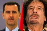 Asads nebaidās no Kadafi vai Mubaraka likteņa