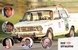 'ZeKurbulis' video: autosporta čempionu izaicinājums ar ačgārnu stūri