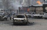 Латвия соболезнует Украине в связи с гибелью десятков жителей Мариуполя
