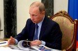 Putins necenšas atdzīvināt PSRS - viņš būvē fašistisku režīmu, raksta 'Fiscal Times'