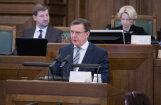 Отчет Кучинскиса: меньше школ, больше валюты и
