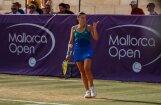 Севастова третий год подряд сыграет в финале турнира на Мальорке